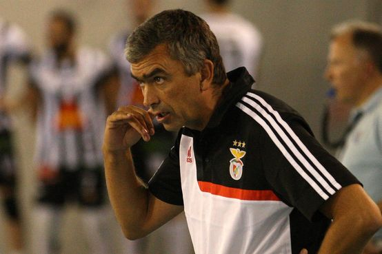 """Voleibol: José Jardim e a jornada dupla: """"Cientes da responsabilidade"""""""