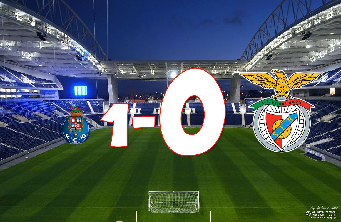 Taça de Portugal – Porto 1 vs 0 SL Benfica