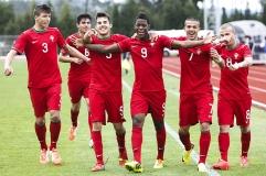 A Seleção Nacional sub-17 consegue o apuramento