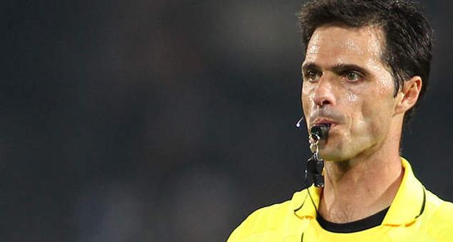Carlos Xistra é o árbitro da final da Taça de Portugal