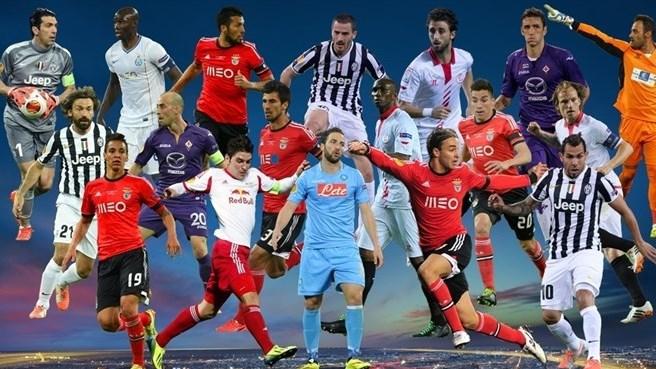 UEFA e as suas escolhas