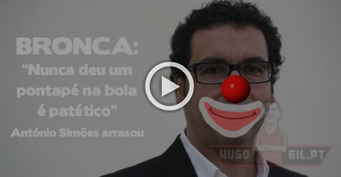 Bronca no dia seguinte: António Simões cala Rui Santos