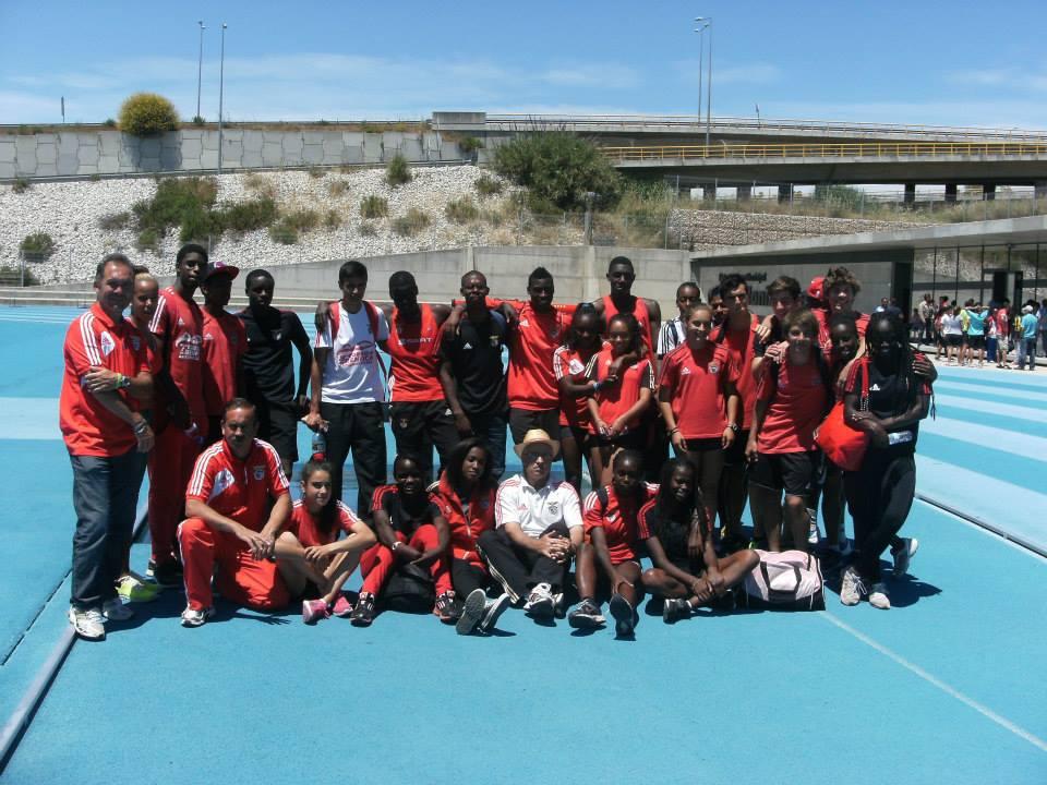 SL Benfica faz História na Taça dos Campeões Europeus em atlétismo