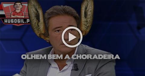Extra: Choradeira continua (video)