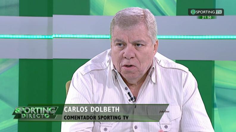 "Carlos Dolbeth ""árbitro desconfio da tua camisola vermelha"""