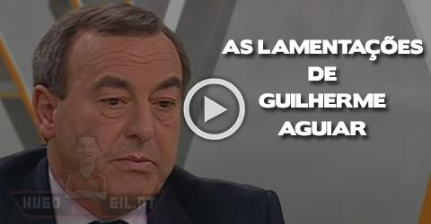 As lamentações de José Guilherme