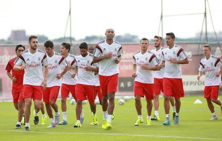 """A verdade sobre o plantel """"envelhecido"""" do SL Benfica"""