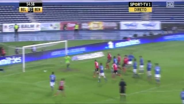 Belenenses 0 vs 1 Benfica – 21ª Jornada