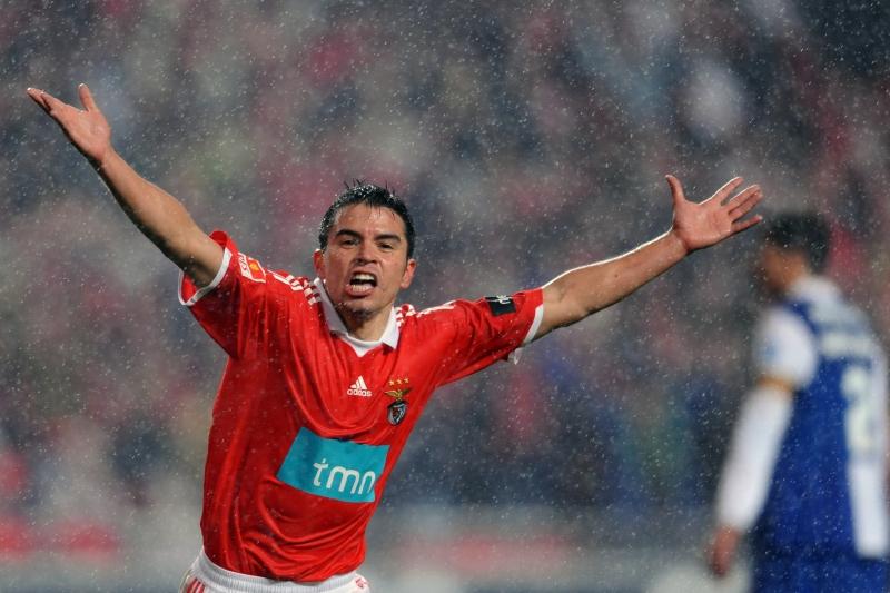 """Saviola:  """"No Benfica é outra coisa, mais ligada ao sentimento, ao povo, à paixão."""""""