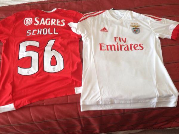 Alexis Scholl é o novo reforço do SL Benfica B
