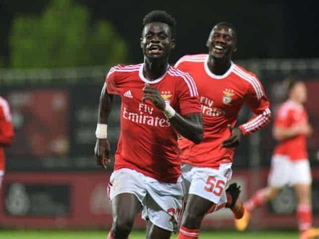 Jogada sensacional e… golo da equipa B  do SL Benfica