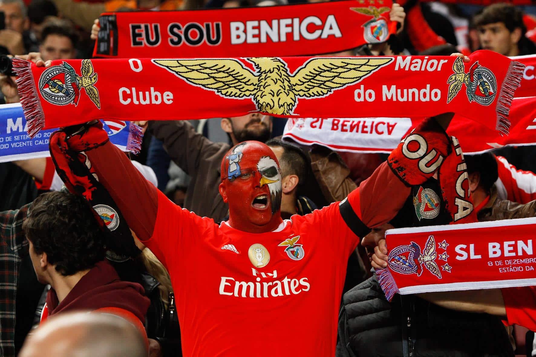 Resumo: SL Benfica 3-1 Arouca