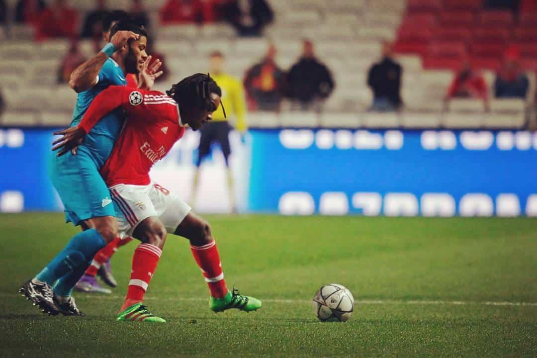 Resumo: SL Benfica 1-0 Zenit