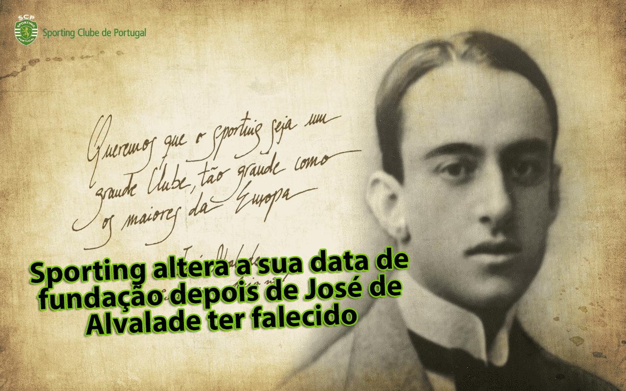 Sporting alterou a sua data de fundação em 3 meses em 1920