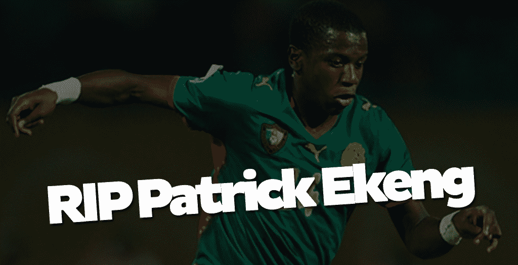 Patrick Ekeng do Dínamo de Bucareste, morre em campo (video)