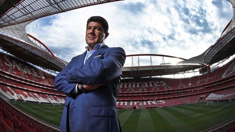"""Luís Bernardo: """"Se as decisões dos lances são favoráveis a FC Porto e Sporting, certo; se são ao Benfica é fraude"""""""