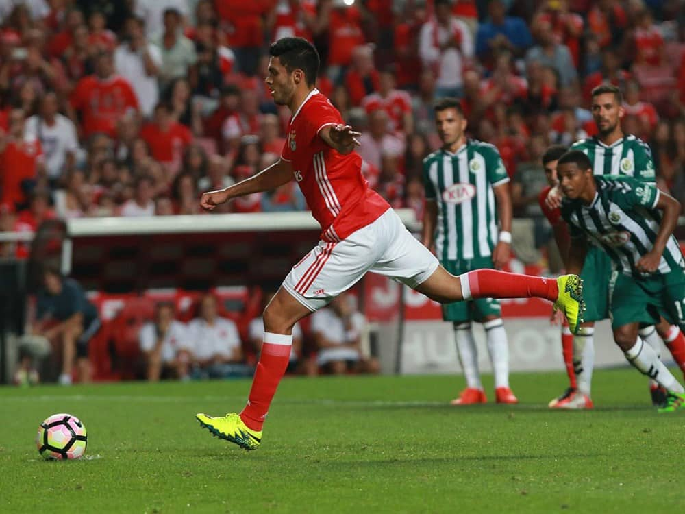 Resumo SL Benfica 1-1 Vit. Setúbal
