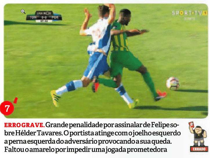 FC Porto esqueceu-se de divulgar grande penalidade contra, nas redes sociais