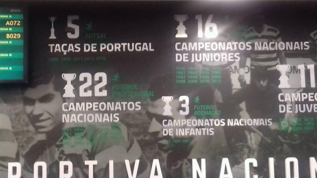 22 campeonatos