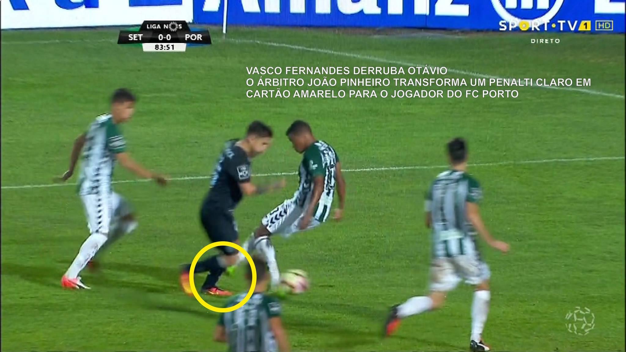 Quando tencionam penalizar o FC Porto por criticar a arbitragem?
