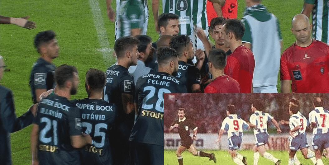 Dragões Diário tem preferência por árbitros do tempo do Garrido