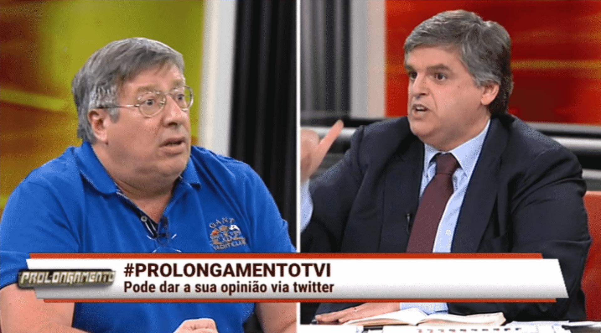 Serrão recorre à mentira cria o caos no programa para fugir às contas do FC Porto