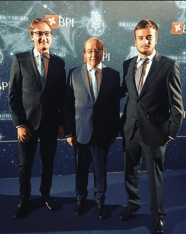 """Neto de Pinto da Costa: """"Toda a merd. é Benfica"""""""