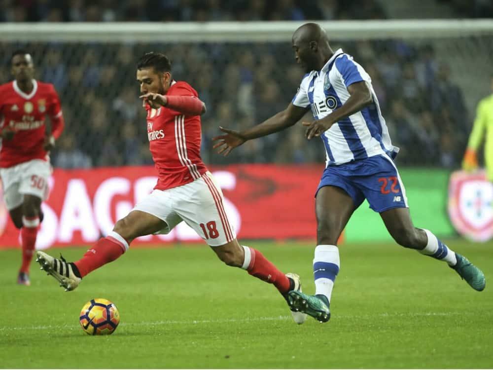 Resumo: FC Porto 1-1 SL Benfica
