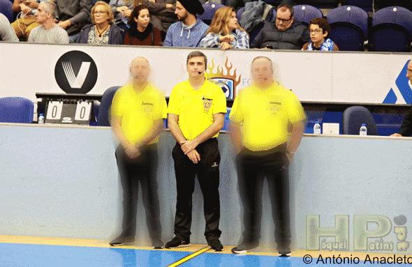 Hóquei em Patins: árbitro prejudicou o Benfica nomeado para o clássico com o FC Porto