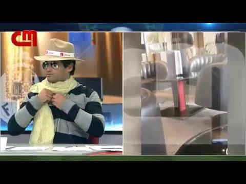 André Ventura goza com Nuno Saraiva quando foi apanhado no hotel