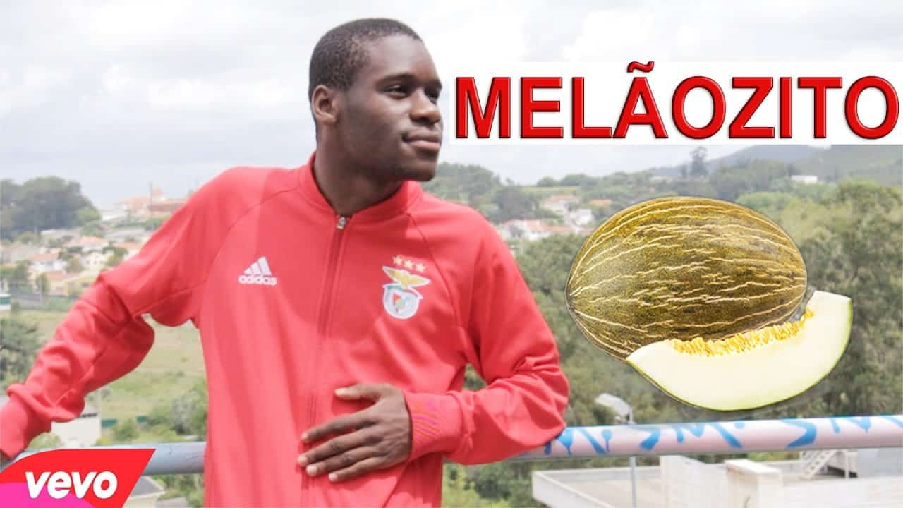 MELÃOZITO: Musica dedicada ao FC Porto