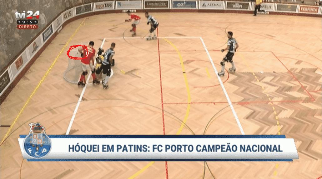 Video: Árbitro rouba titulo de hóquei ao Benfica anulando o ultimo golo completamente legal