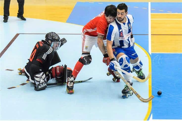 SL Benfica ainda não disse que ia à final four de hóquei em patins