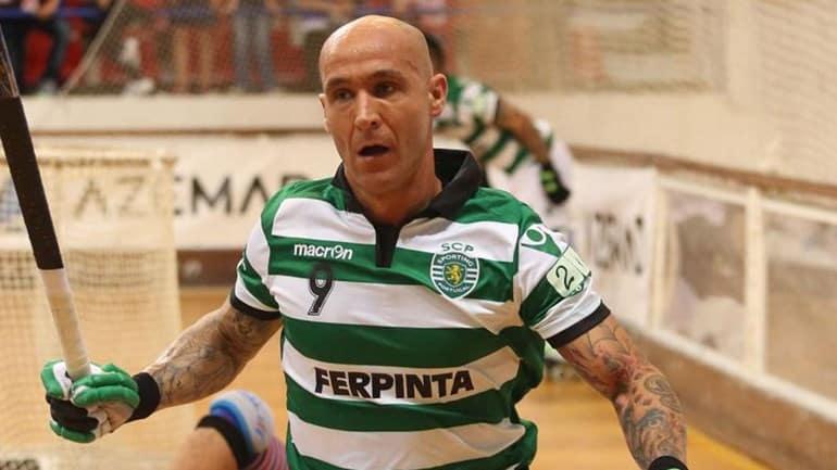 Hóquei em Patins: Pedro Gil uma carreira cheia de agressões. A ultima a Jordi Adroher do Benfica
