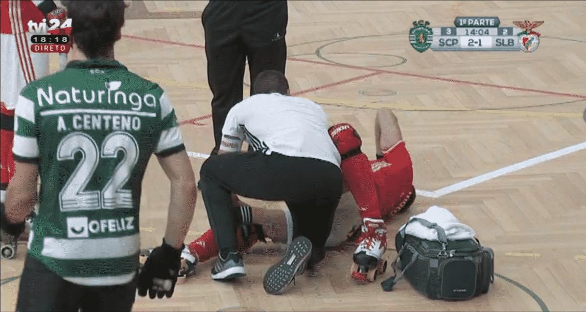 Benfica prepara uma exposição para enviar à Federação Portuguesa de Patinagem