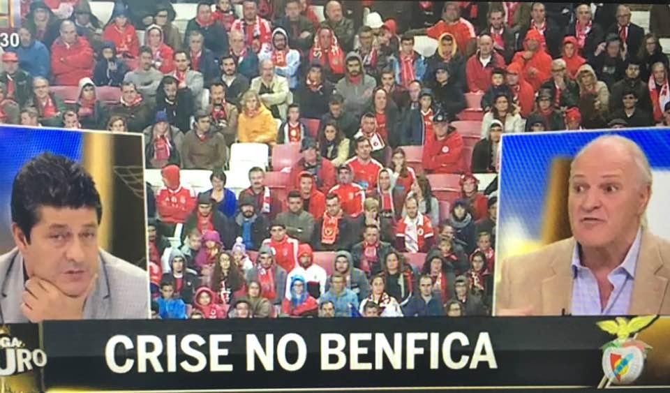 Dia de pancada no Benfica. Tudo (imprensa, canais, adeptos) bateu no clube. Eis o que aconteceu e que ninguém percebe