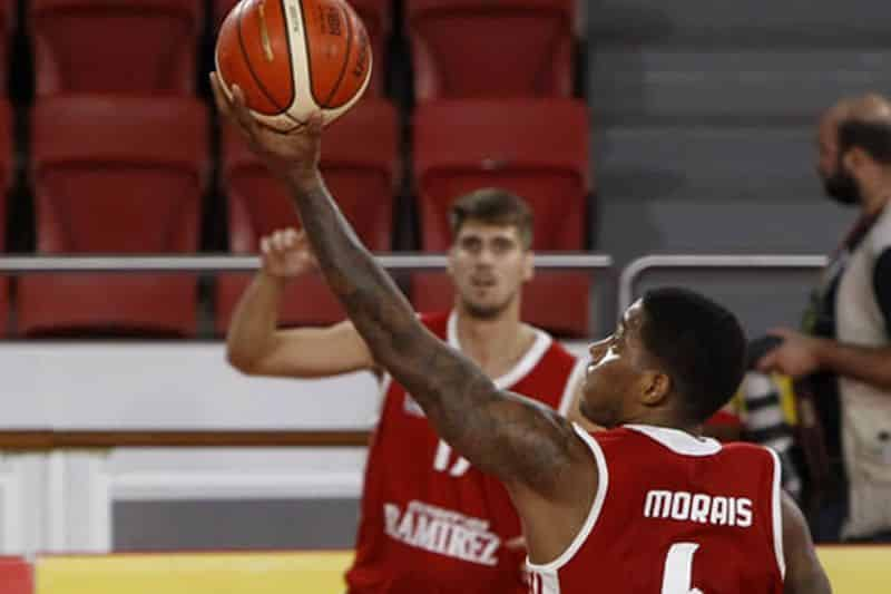 Benfica está na segunda pré-eliminatória da Liga dos Campeões de basquetebol