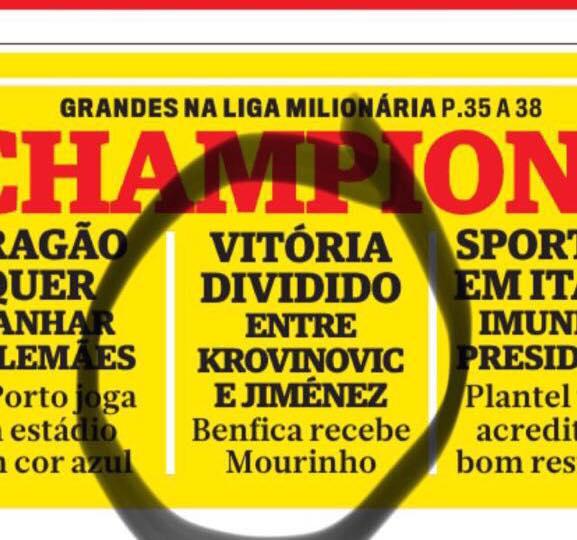 CMTV e Record com duas notícias sobre o Benfica falsas e a provocar a ira dos adeptos