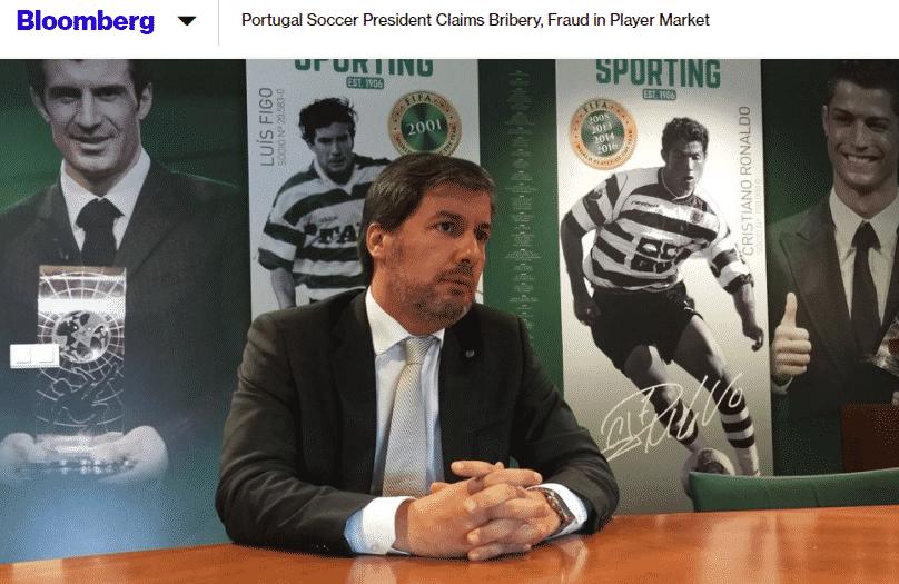 """Depois de Tondela recorde Bruno de Carvalho nos pequenos almoços  """"O  Sporting não tinha influência há 60 anos"""" 2b06703d922a9"""