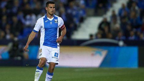 Paciência do Benfica leva Leganés a vender Gabriel pelos números desejados 49bcbd288c381