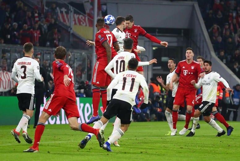 Bayern Benfica Ergebnis